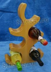 Держатель для винных бутылок WR-2