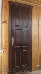 Дверь из массива DW-3