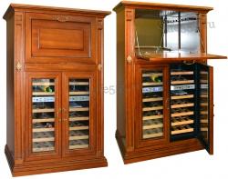Эксклюзивный холодильник для вина Win08