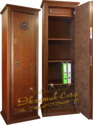 Кабинетный сейф D-1702 KL Lux