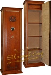 Кабинетный сейф D-1704 EL Lux