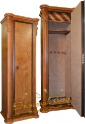 Кабинетный сейф с ручной резьбой D 1750 KL