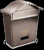 Почтовые ящики Alubox серия CHALET