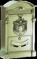 Почтовые ящики Alubox серия RESIDENCE ottone