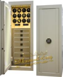 Сейф для часов и украшений ES-1214 EL