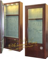 Сейф со стеклом ES-1820 EL