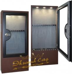 Встраиваемый сейф со стеклом ES-2042 EL