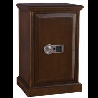 Элитный сейф с деревянной отделкой ASK-67T DEL/2