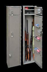 Сейфы для оружия до 10000 рублей