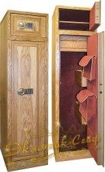 Универсальный сейф в дереве ES-1902 EL