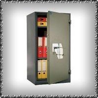 Шкаф взломостойкий BrandMauer BM-1260KL
